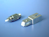 fiber optic fixed attenuator